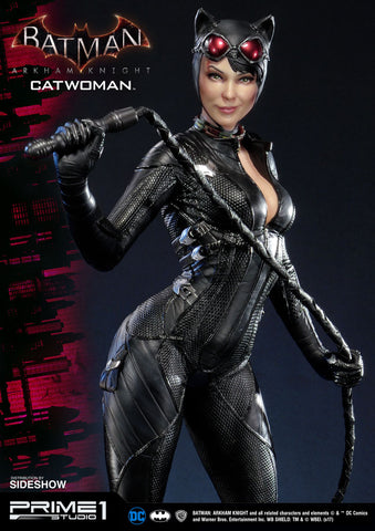 Sideshow Catwoman Statue by Prime 1 Studio Batman: Arkham Knight