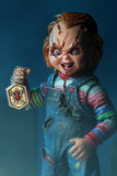 "NECA - Bride of Chucky - 7"" Scale Action Figure - Ultimate Chucky & Tiffany 2-Pack - Collectors Row Inc."