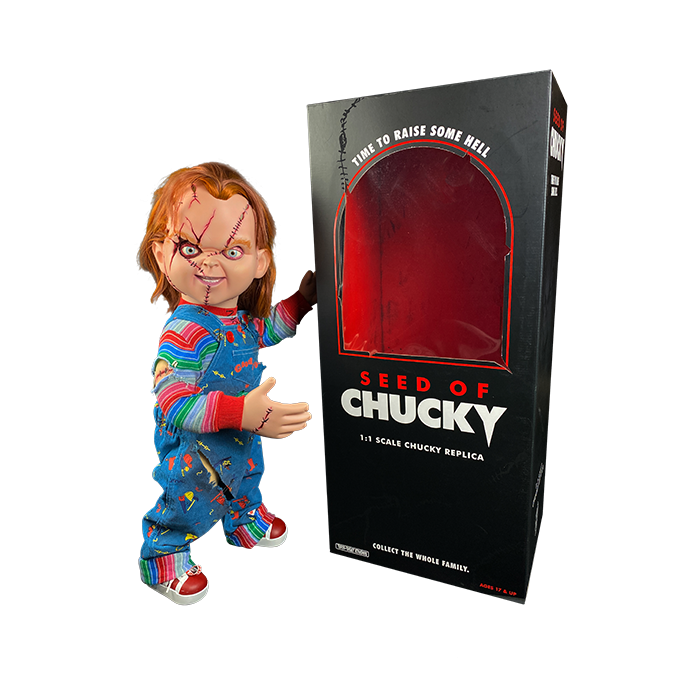 Seed of Chucky Good Guys Doll Kickstarter Version