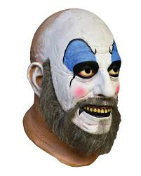 Captain Spaulding House of 1,000 Corpses Mask by Trick or Treat Studios - Collectors Row Inc.