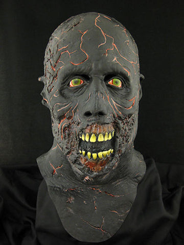The Walking Dead Charred Walker Mask by Trick or Treat Studios