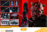 Hot Toys Star Wars Darth Maul Solo: A Star Wars Story Sixth Scale Figure - Collectors Row Inc.