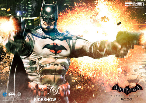 Prime 1 Studio Batman Flashpoint Version from Batman: Arkham Knight - Statue - Collectors Row Inc.