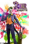 Tweeterhead Joker EXCLUSIVE VERSION Super Powers DC Collection Statue - Collectors Row Inc.