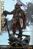 Jack Sparrow- Pirates of the Caribbean: Dead Men Tell No Tales - DX Series - Sixth Scale Figure - Collectors Row Inc.