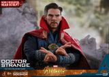 Hot Toys Doctor Strange Infinity War Avengers Movie Masterpiece 1/6 Scale Figure - Collectors Row Inc.