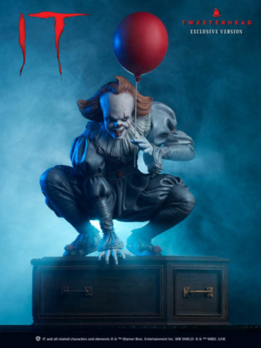 IT Pennywise Exclusive Maquette Limited Edition