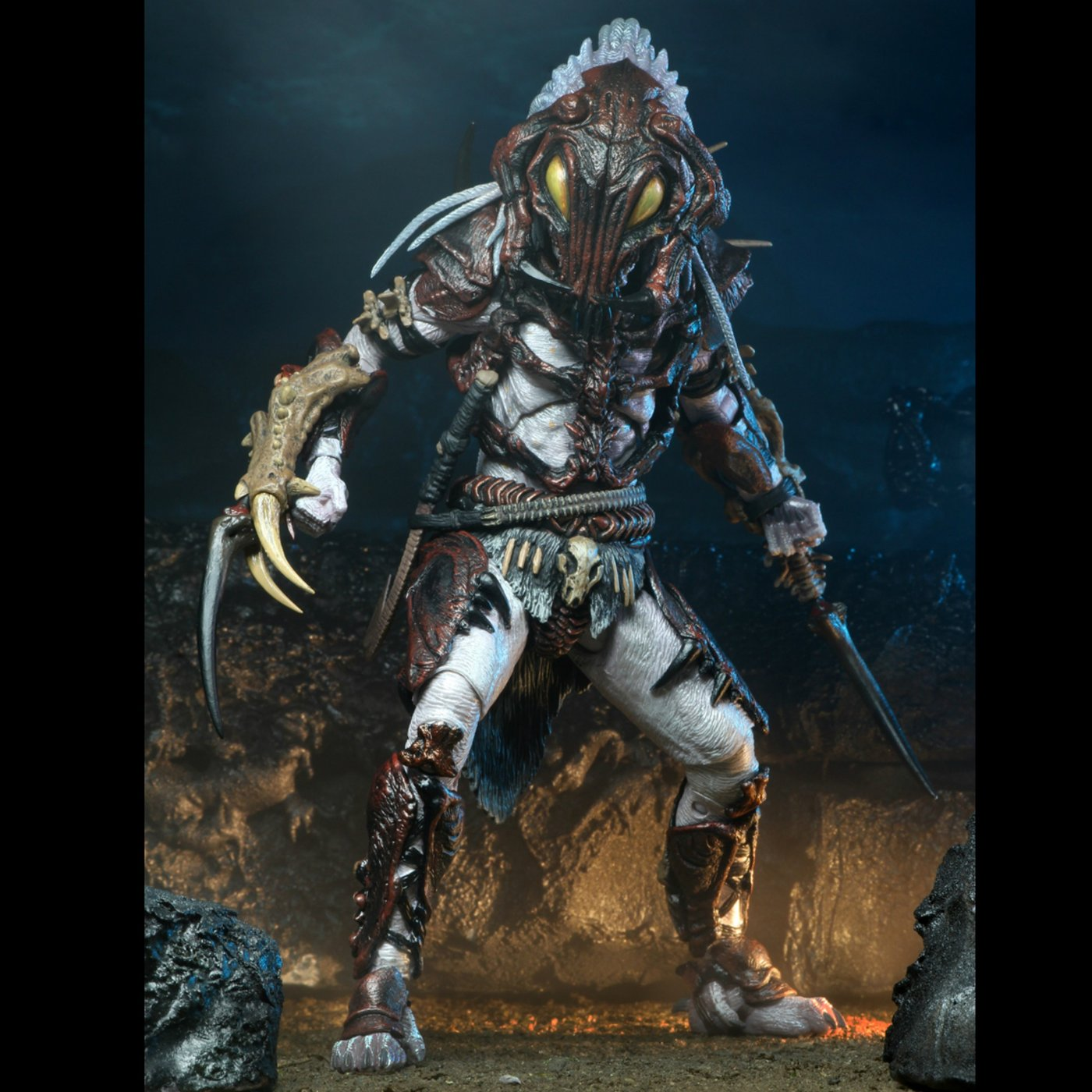 NECA - Predator - Ultimate Alpha Predator 100th Edition Figure