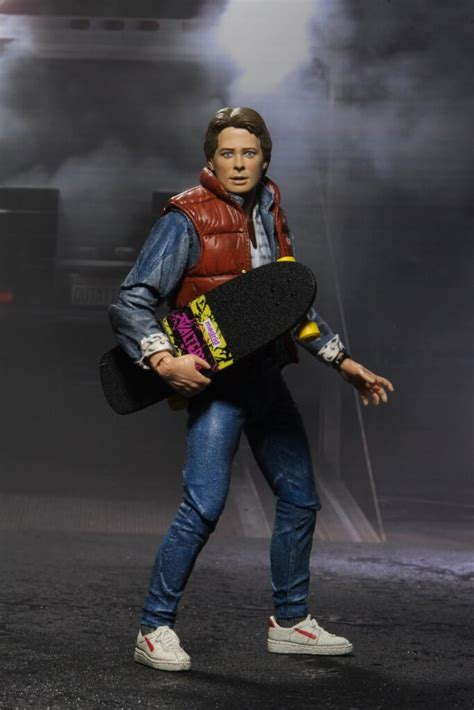 NECA - Back to the Future – Ultimate Marty