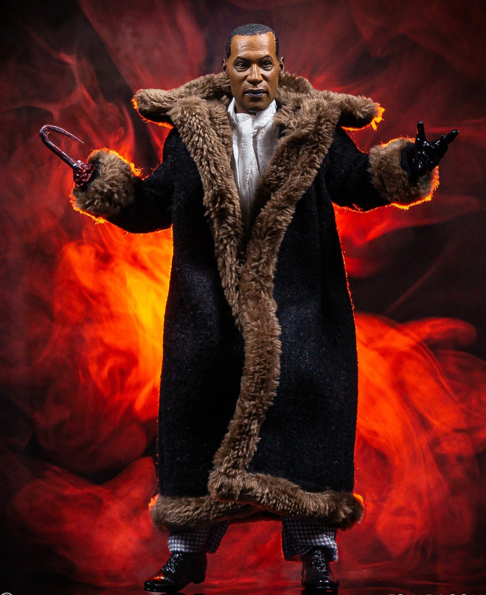 "NECA - Candyman - 8"" Clothed Action Figure - Candyman - Collectors Row Inc."