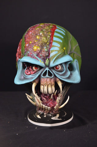 Iron Maiden Eddie Final Frontier Mask by Trick or Treat Studios - Collectors Row Inc.