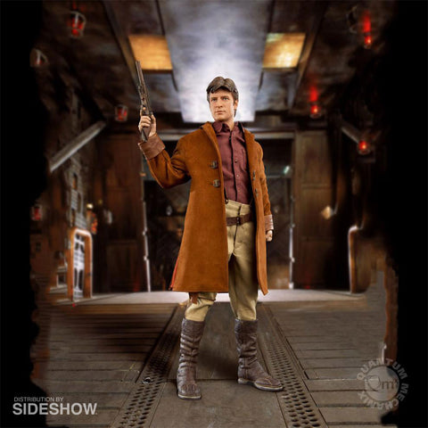 Firefly Serenity Malcolm Reynolds 1/6 Sixth Scale Figure by QMX - Collectors Row Inc.