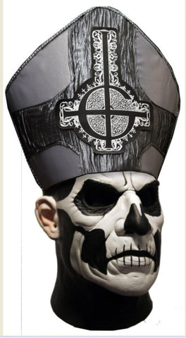 Ghost Papa II Deluxe Mask B.C. by Trick or Treat Studios - Collectors Row Inc.