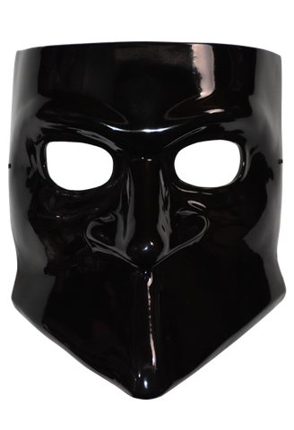 Ghost BC Original Nameless Ghouls Black Mask by Trick or Treat Studios - Collectors Row Inc.