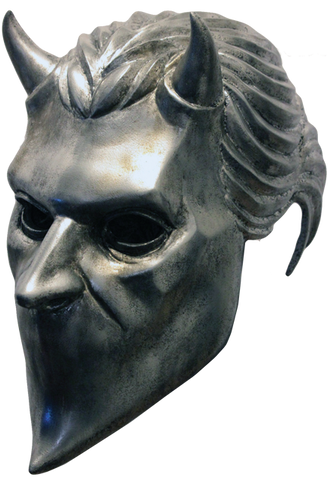 Ghost Nameless Ghouls Deluxe Mask RESIN Version by Trick or Treat Studios - Collectors Row Inc.