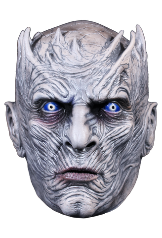 Game of Thrones Night King Mask Version 2 by Trick or Treat Studios - Collectors Row Inc.