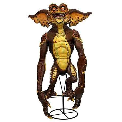 NECA Gremlins 2 Prop Figure- Brown Gremlin Stunt Puppet - Collectors Row Inc.