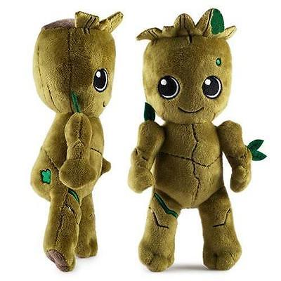 Groot Phunny Plush Guardians of the Galaxy by Kidrobot - Collectors Row Inc.