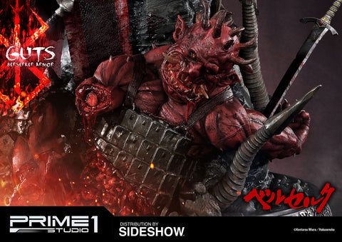 Guts Berserker Armor Statue by Prime 1 Studio - Collectors Row Inc.