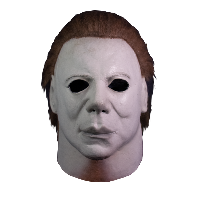 Halloween 4 Michael Myers Poster Mask