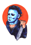 Halloween 1978 Micheal Myers Wall Decor Series 1 Collection by Trick or Treat Studios - Collectors Row Inc.