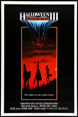 Halloween III Silver Shamrock Final Processing Aluminum Sign by Trick or  Treat Studios