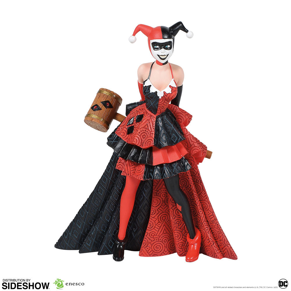 Harley Quinn Couture De Force Figurine - Collectors Row Inc.