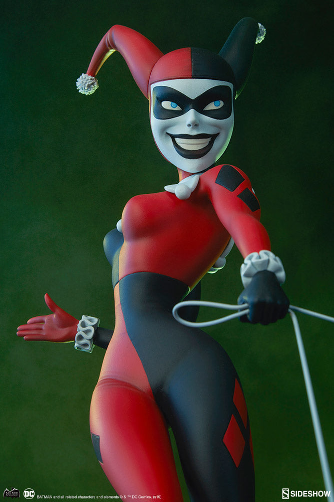 Harley Quinn Batman Animated Series Collection Statue - Collectors Row Inc.