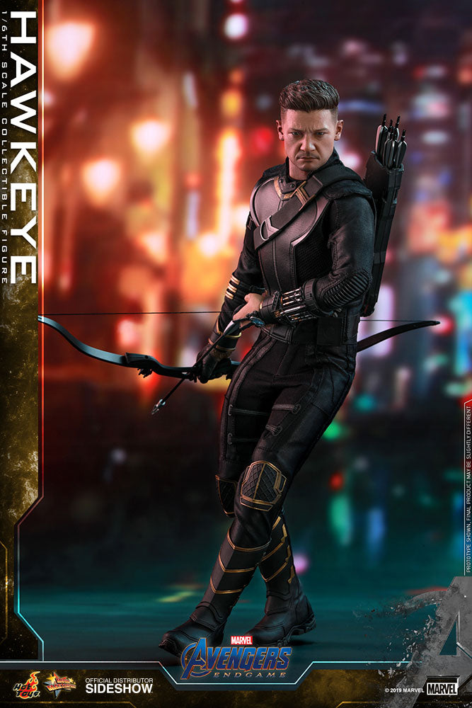 Hawkeye Avengers: Endgame - Movie Masterpiece Series Sixth Scale Figure