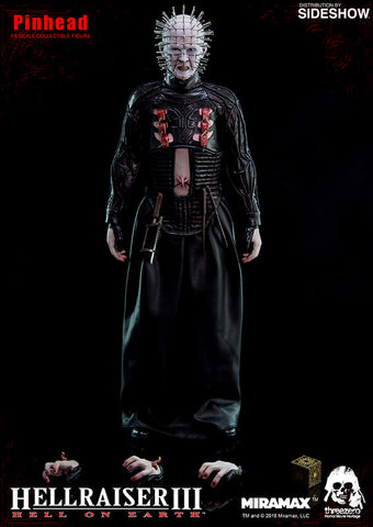 ThreeZero Pinhead Hellraiser III: Hell on Earth 1:6-scale Action Figure