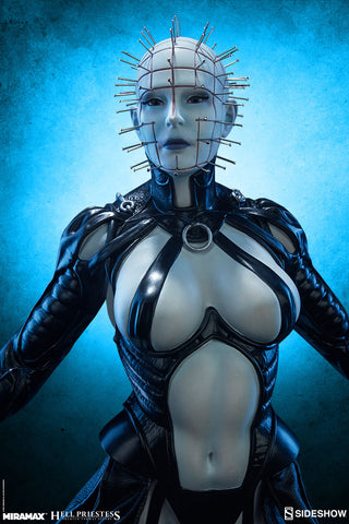 Hell Priestess Hellraiser Premium Format Figure Statue by Sideshow Collectibles - Collectors Row Inc.