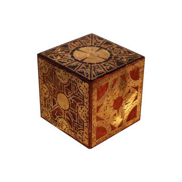 Hellraiser Inferno Lament Puzzle Box Prop