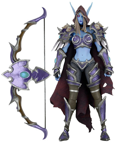 "NECA Heroes of the Storm Series 3 Sylvanas Action Figure, 7"" - Collectors Row Inc."