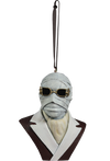 The Invisible Man Universal Monsters Holiday Horrors Ornament - Collectors Row Inc.