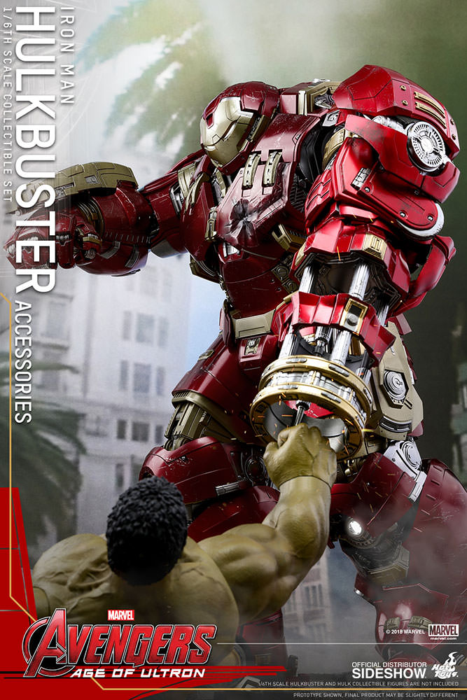 Hulkbuster Accessories Set - Collectors Row Inc.