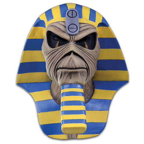 Iron Maiden Eddie Powerslave Cover Halloween Mask by Trick or Treat Studios - Collectors Row Inc.
