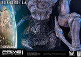 Prime 1 Studios Alien Independence Day Resurgence Life Sized Bust--Sideshow - Collectors Row Inc.