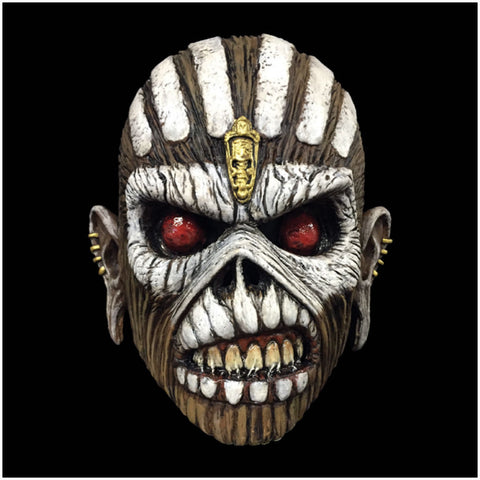 Iron Maiden Eddie The Book of Souls Mask by Trick or Treat Studios - Collectors Row Inc.