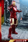 Iron Man Mark III Deluxe Version 1/4 Scale Figure - Collectors Row Inc.