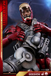 Hot Toys Iron Man Mark III Regular Version Avengers Marvel 1/4 Scale Figure - Collectors Row Inc.
