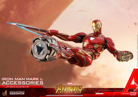 Hot Toys Iron Man Mark L Infinity War Avengers Marvel 1/6 Scale Accessories  Pack