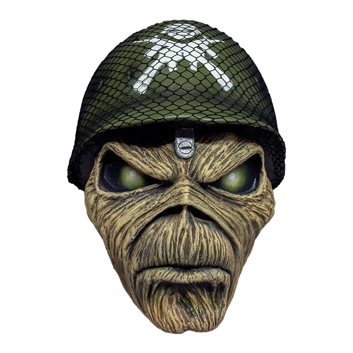 Iron Maiden A Matter of Life and Death Eddie Mask