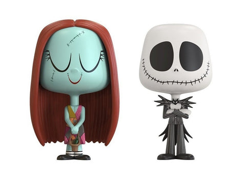 Funko Vynl: The Nightmare Before Christmas-Jack & Sally Collectible Figure - Collectors Row Inc.