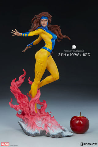 Marvel X-Men Jean Grey Premium Format Figure by Sideshow Collectibles - Collectors Row Inc.