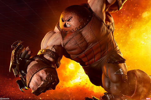 Juggernaut Marvel X-Men Maquette Statue by Sideshow Collectibles - Collectors Row Inc.