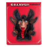 "Krampus 5"" Dunny by Scott Tolleson- Brown Colorway - Collectors Row Inc."