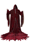 Krampus Robe Costume Michael Dougherty by Trick or Treat Studios - Collectors Row Inc.