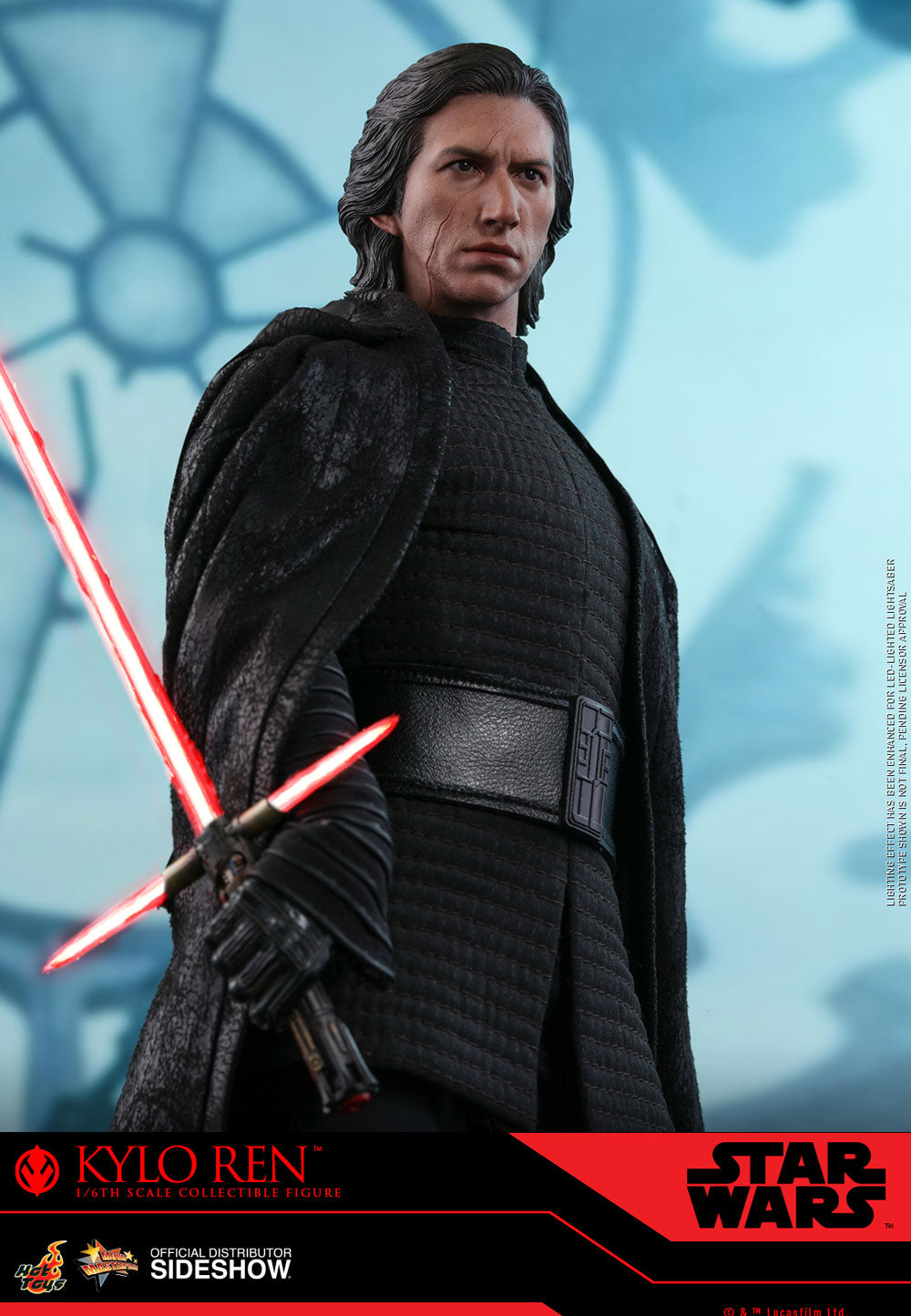Kylo Ren The Rise of Skywalker Sixth Scale Figure - Collectors Row Inc.