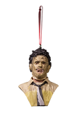 Leatherface Ornament Texas Chainsaw Massacre Holiday Horrors by Trick or Treat Studios - Collectors Row Inc.