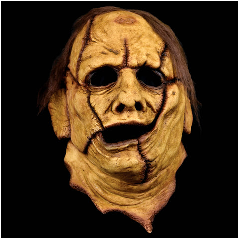 Leatherface 1974 SKINNER Mask Texas Chainsaw Massacre by Trick or Treat Studios - Collectors Row Inc.